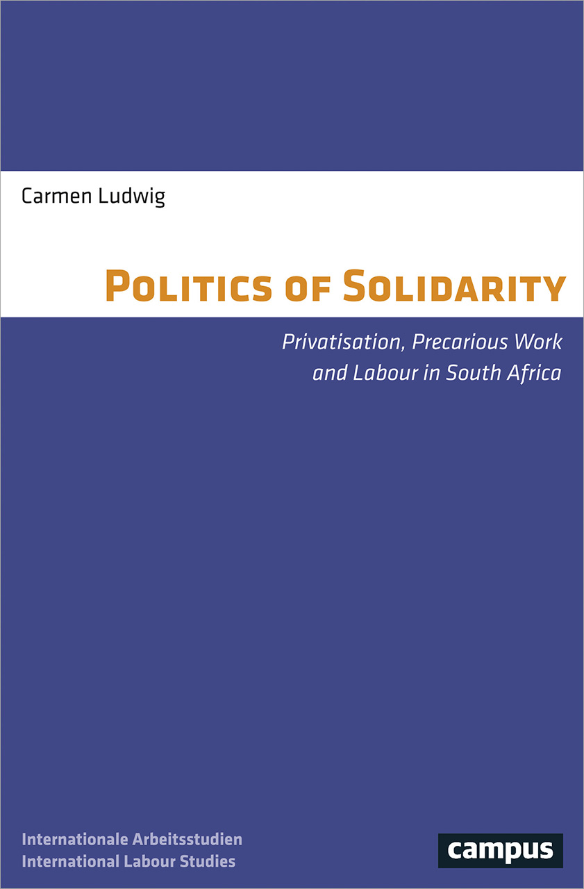 The Politics of Solidarity: Privatisation, Precarious Work and Labour in South Africa