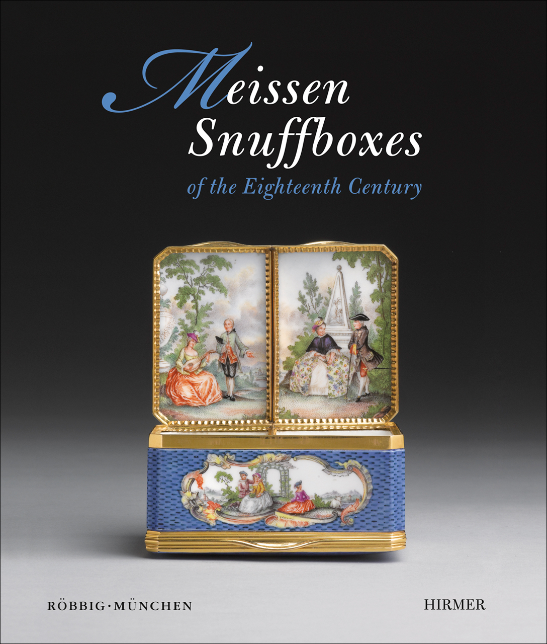 Meissen Snuffboxes: Of the Eighteenth Century