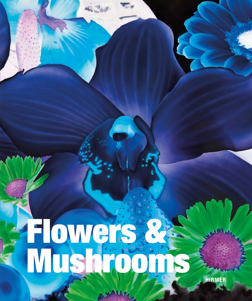 Flowers and Mushrooms