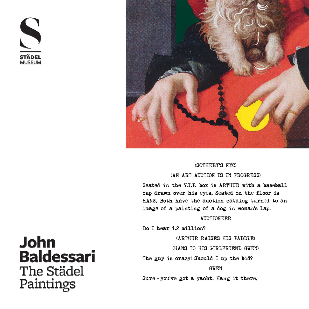 John Baldessari: The Städel Paintings