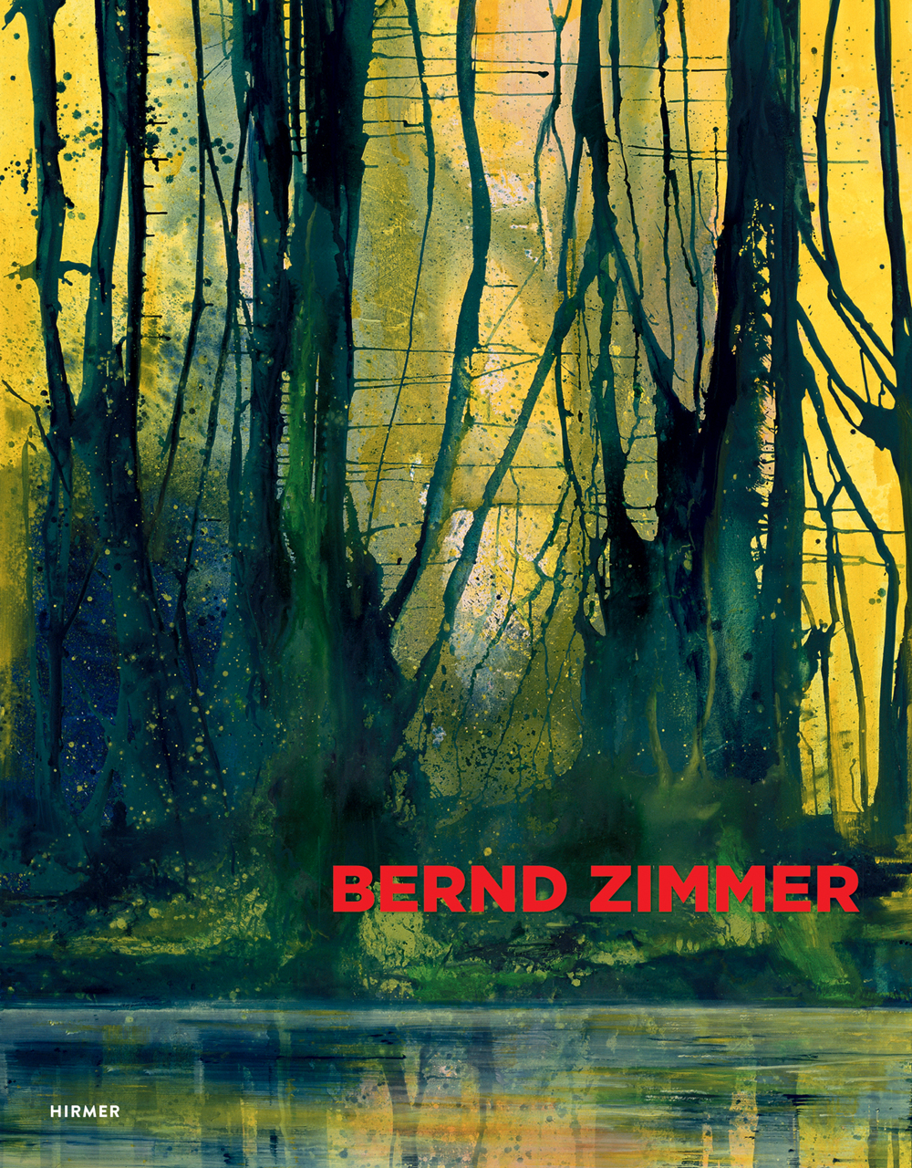 Bernd Zimmer: Everything Flows. Painting