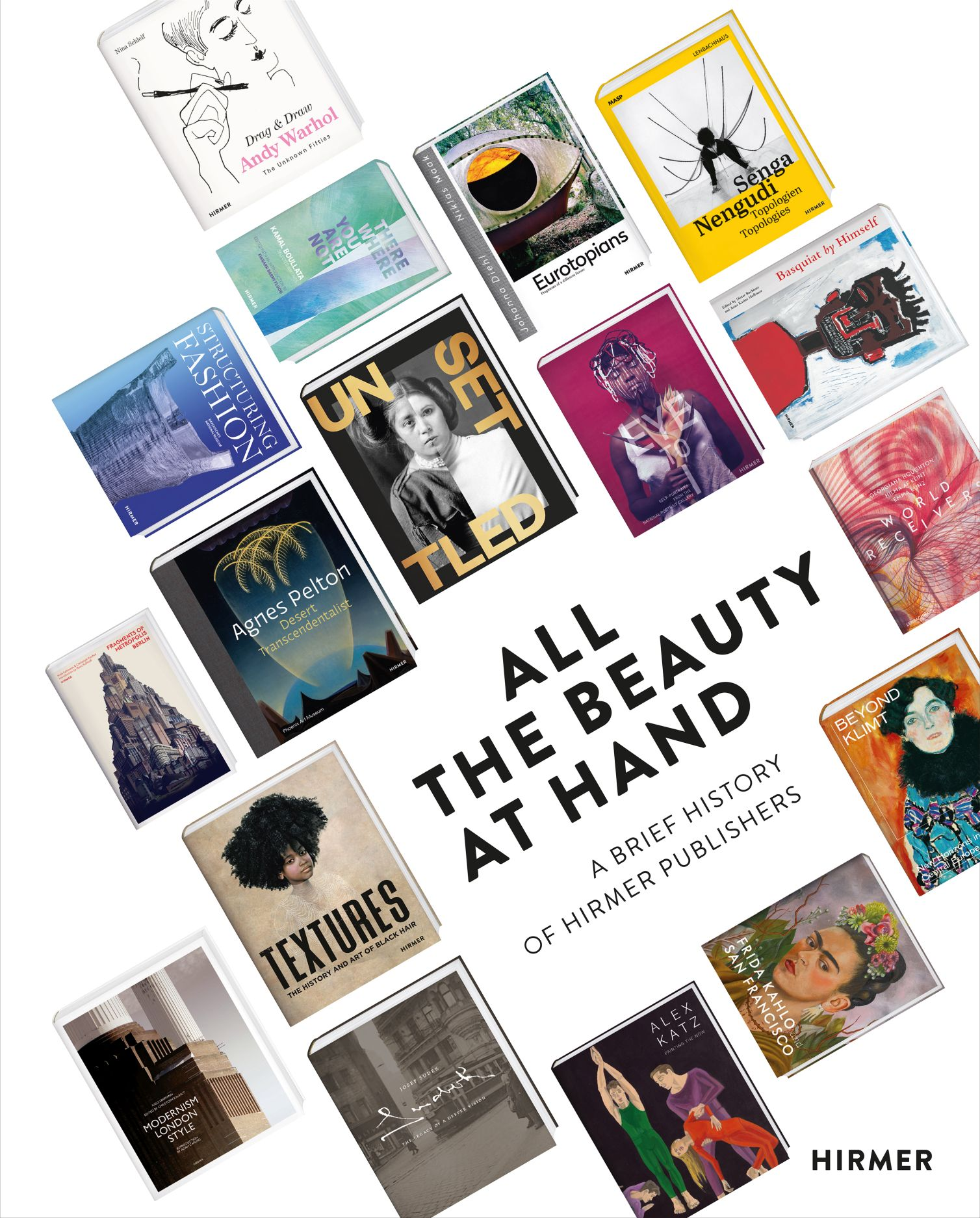 All the Beauty at Hand: A Brief History of Hirmer Publishers