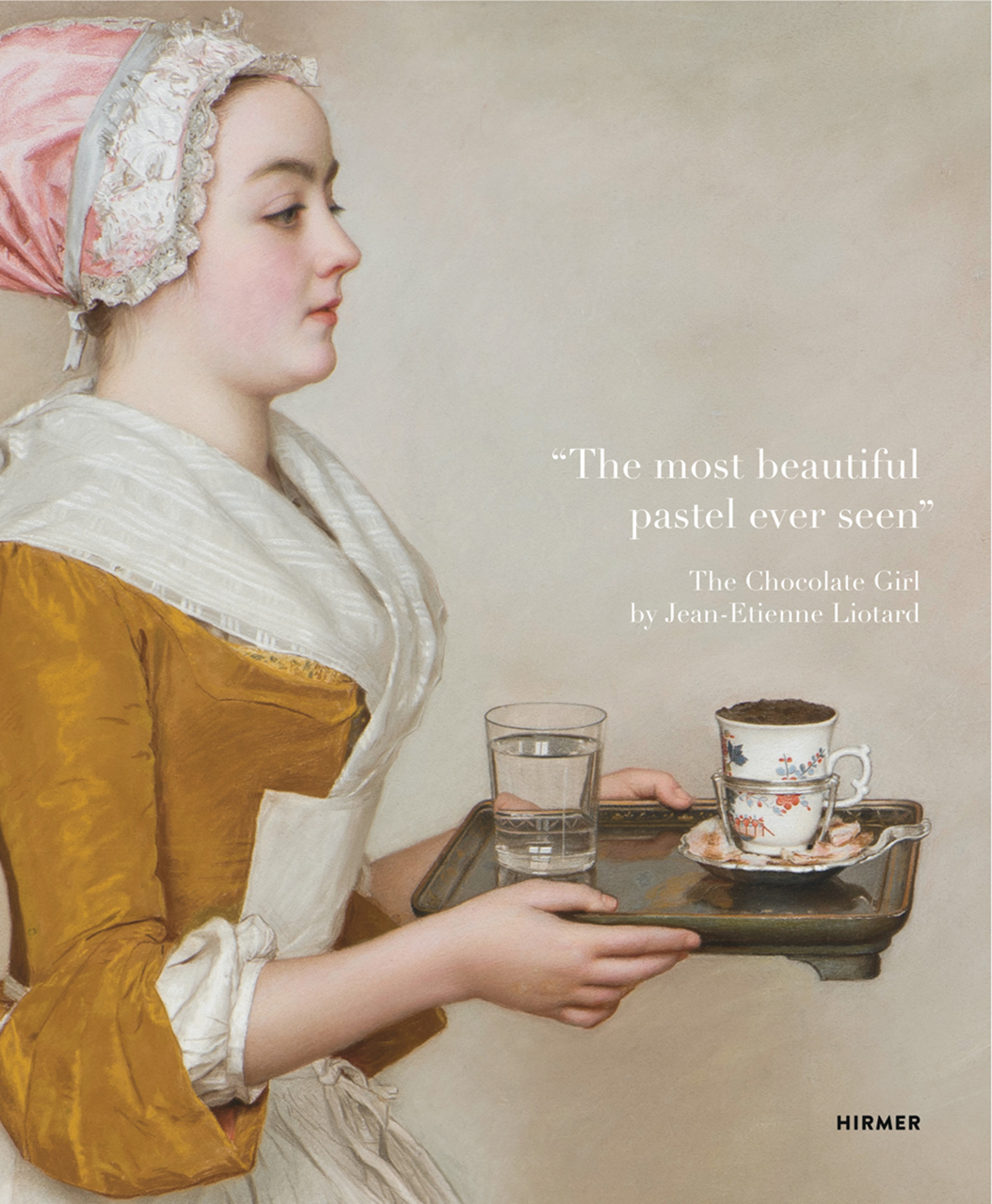 """The most beautiful pastel ever seen"": The Chocolate Girl by Jean-Étienne Liotard in the Dresden Picture Gallery"