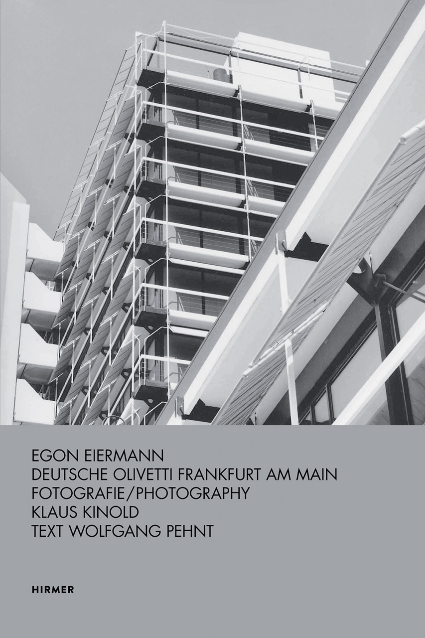 Egon Eiermann: Deutsche Olivetti Frankfurt am Main