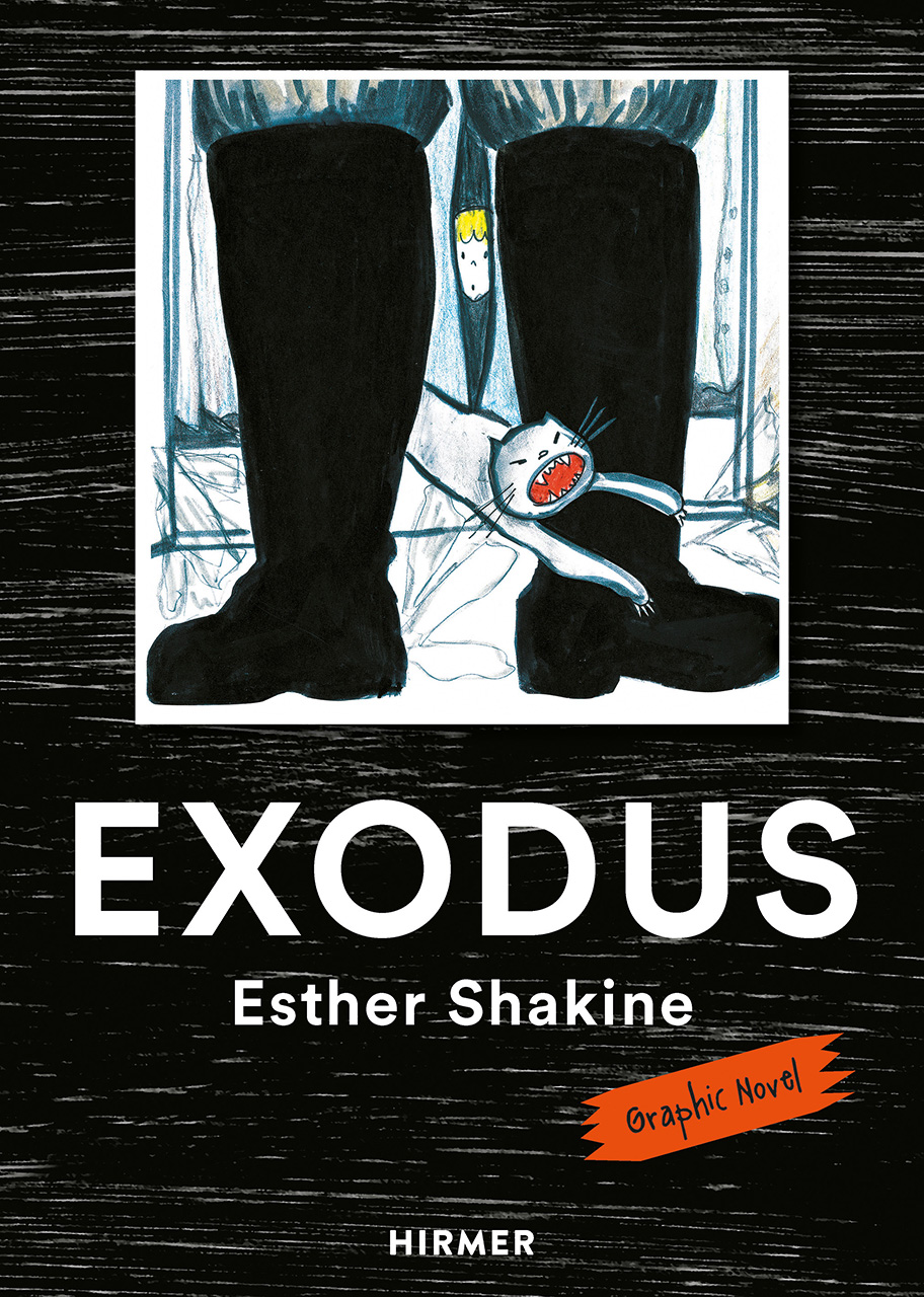 Exodus: A Graphic Novel