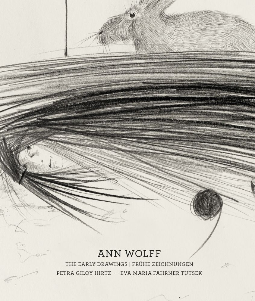 Ann Wolff: The Early Drawings (1981–1988)