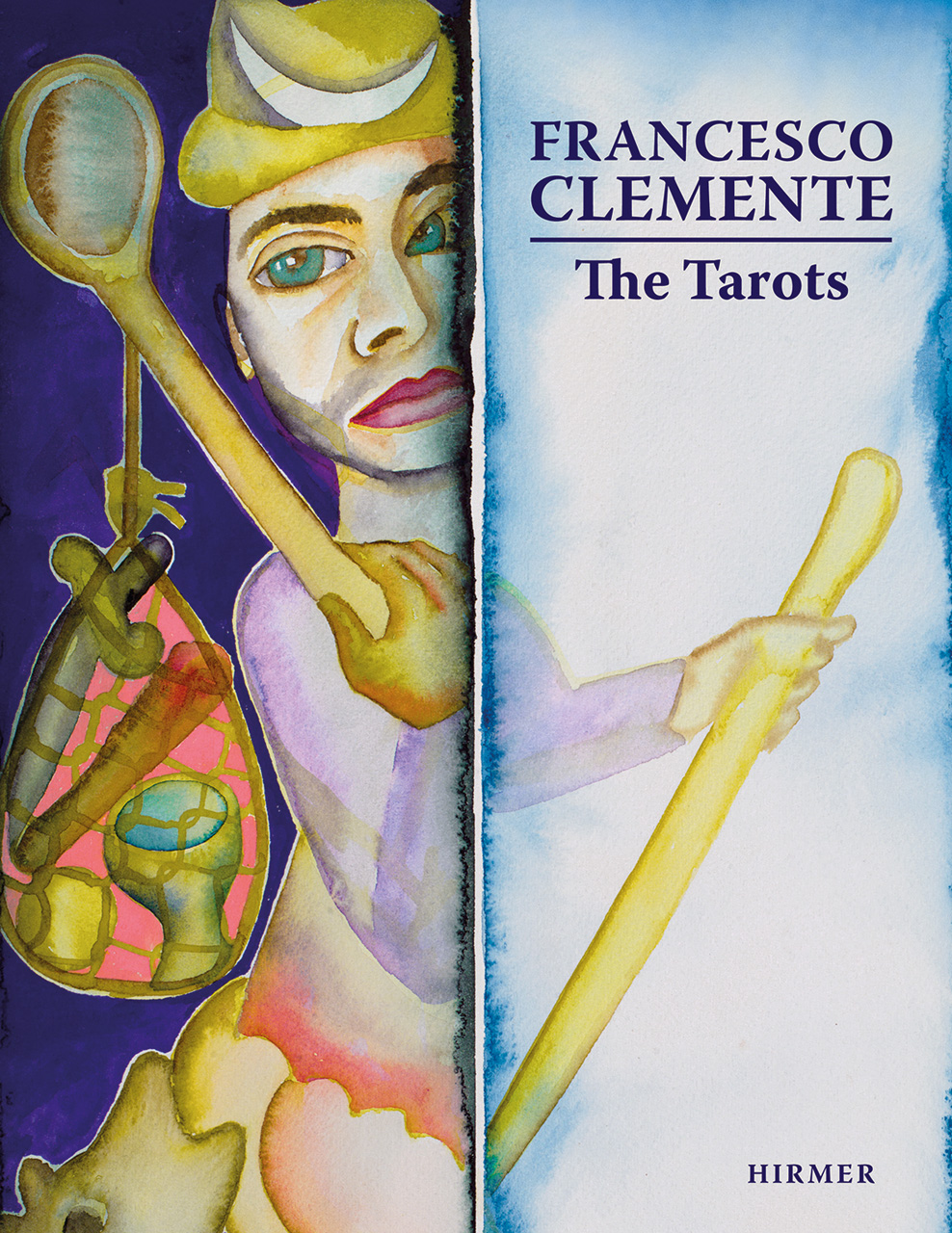 Francesco Clemente: The Tarots
