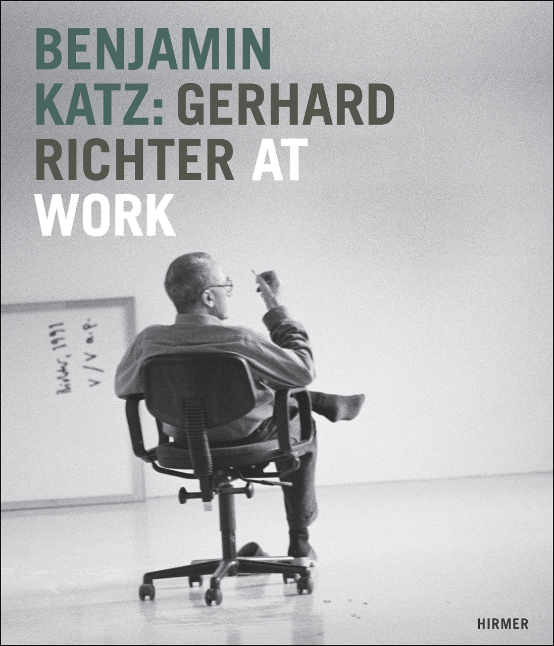 Benjamin Katz: Gerhard Richter at Work