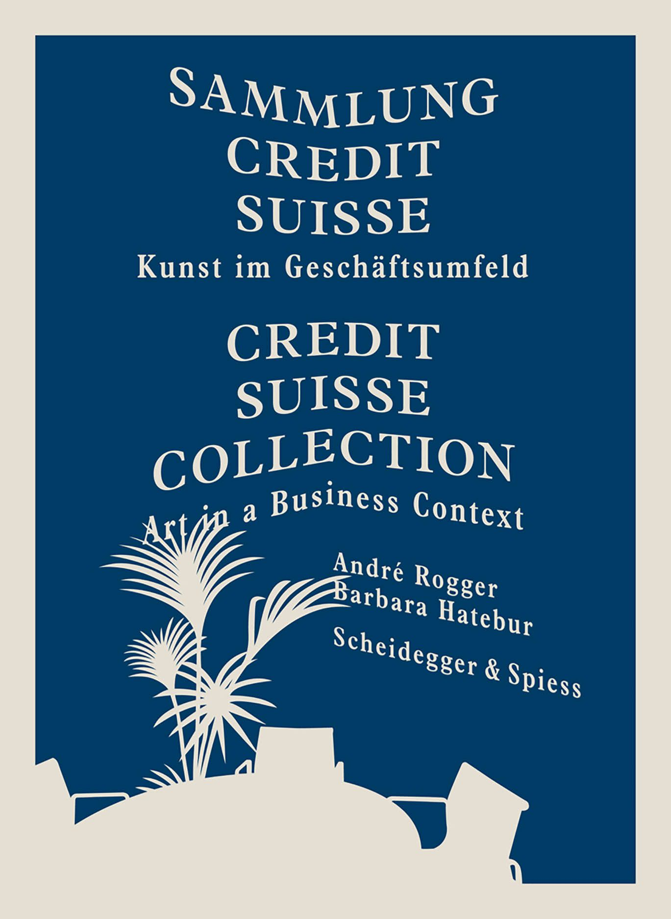 Credit Suisse Collection: Art in a Business Context