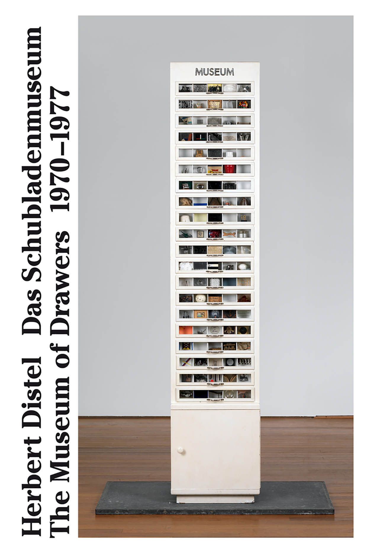 The Museum of Drawers 1970-1977