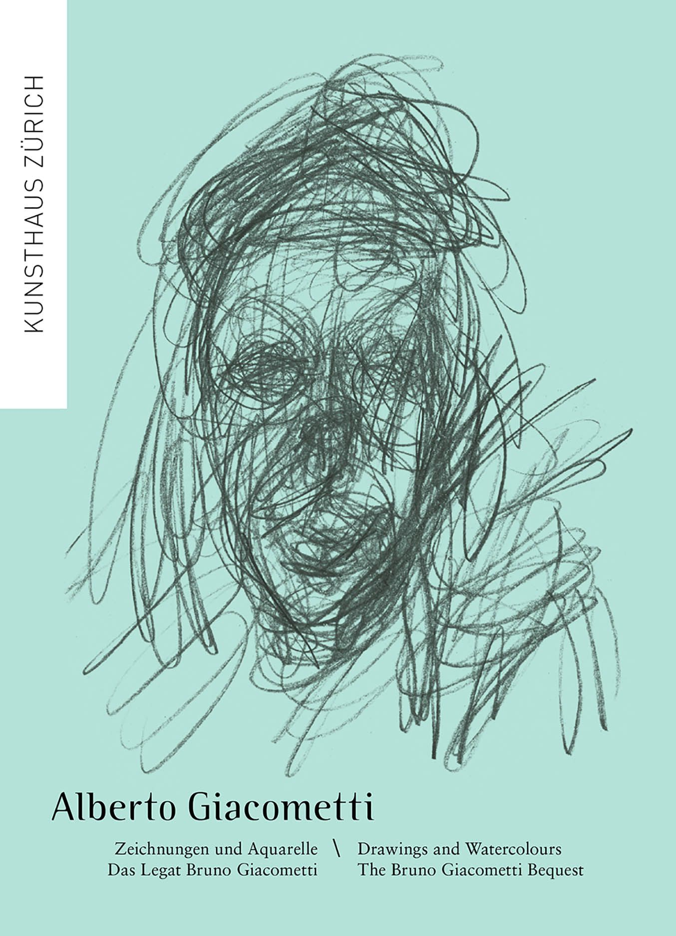 Alberto Giacometti: Drawings and Watercolours. The Bruno Giacometti Bequest