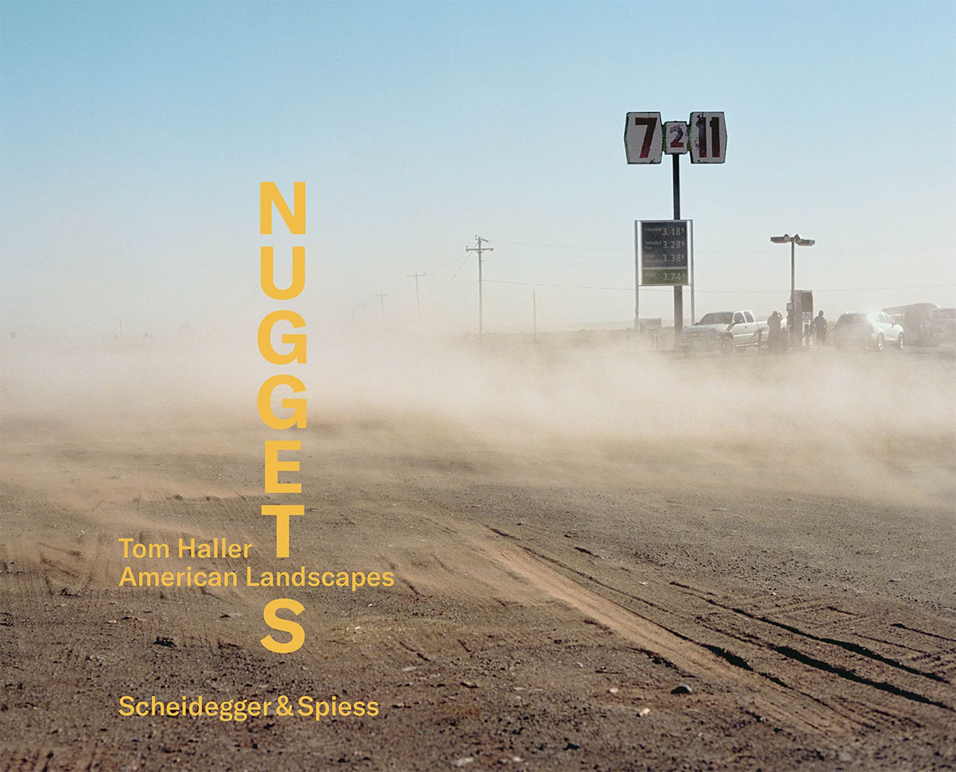Tom Haller – Nuggets: American Landscapes
