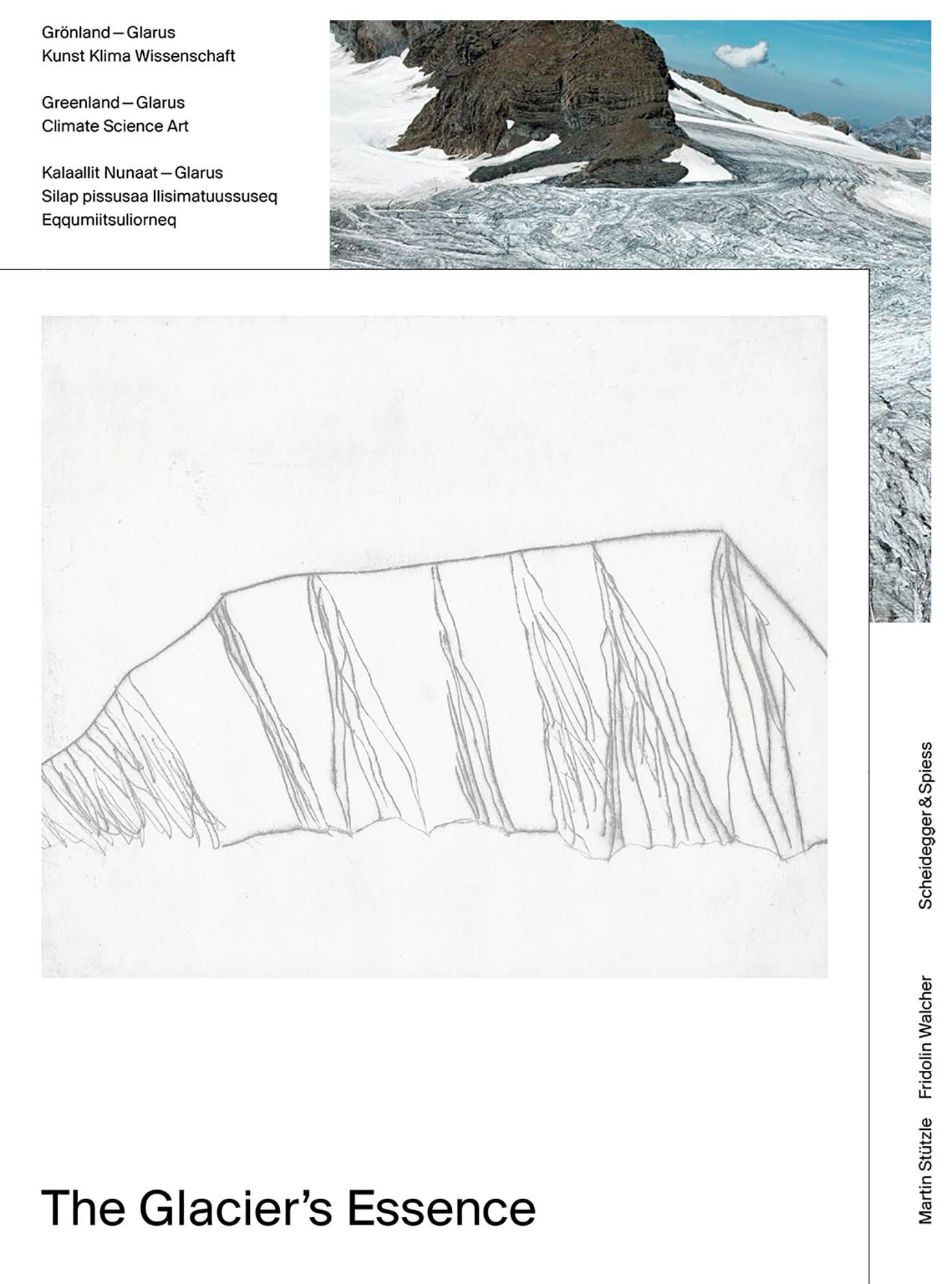 The Glacier's Essence: Greenland—Glarus. Climate, Science, Art