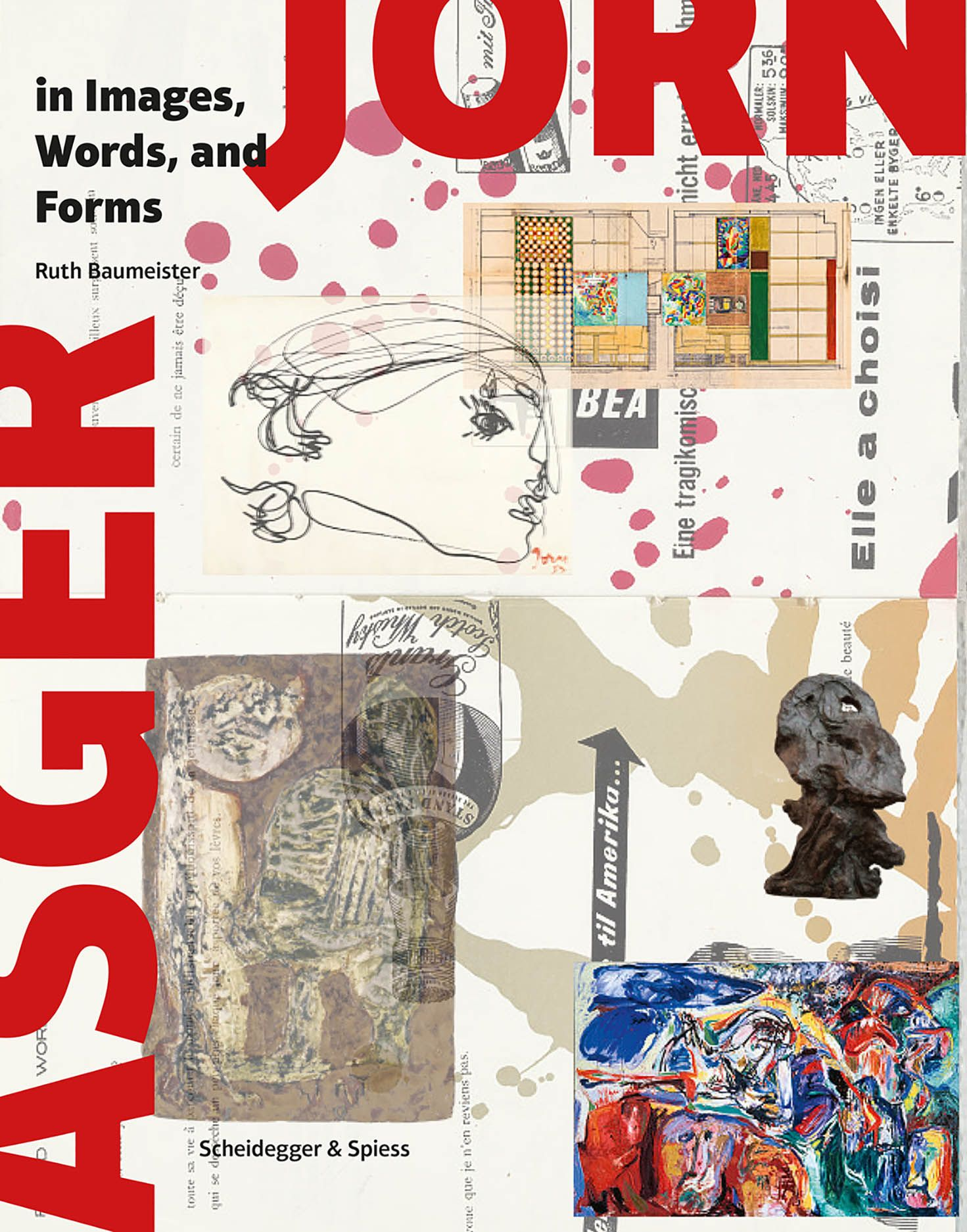 Asger Jorn in Images, Words and Forms