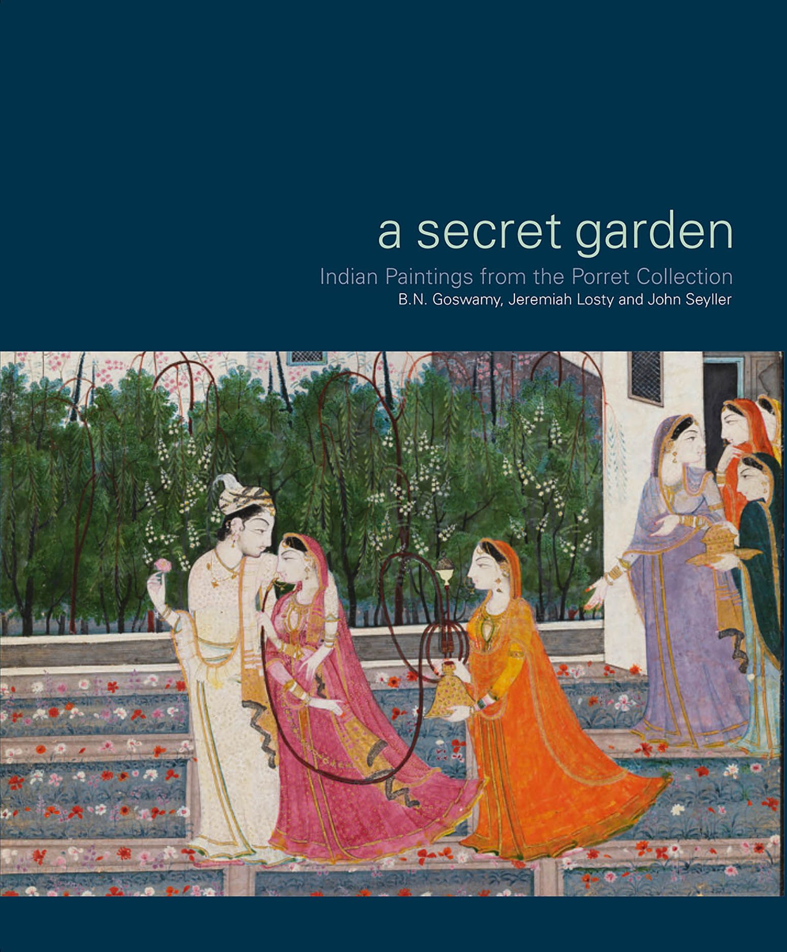 A Secret Garden: Indian Paintings from the Porret Collection