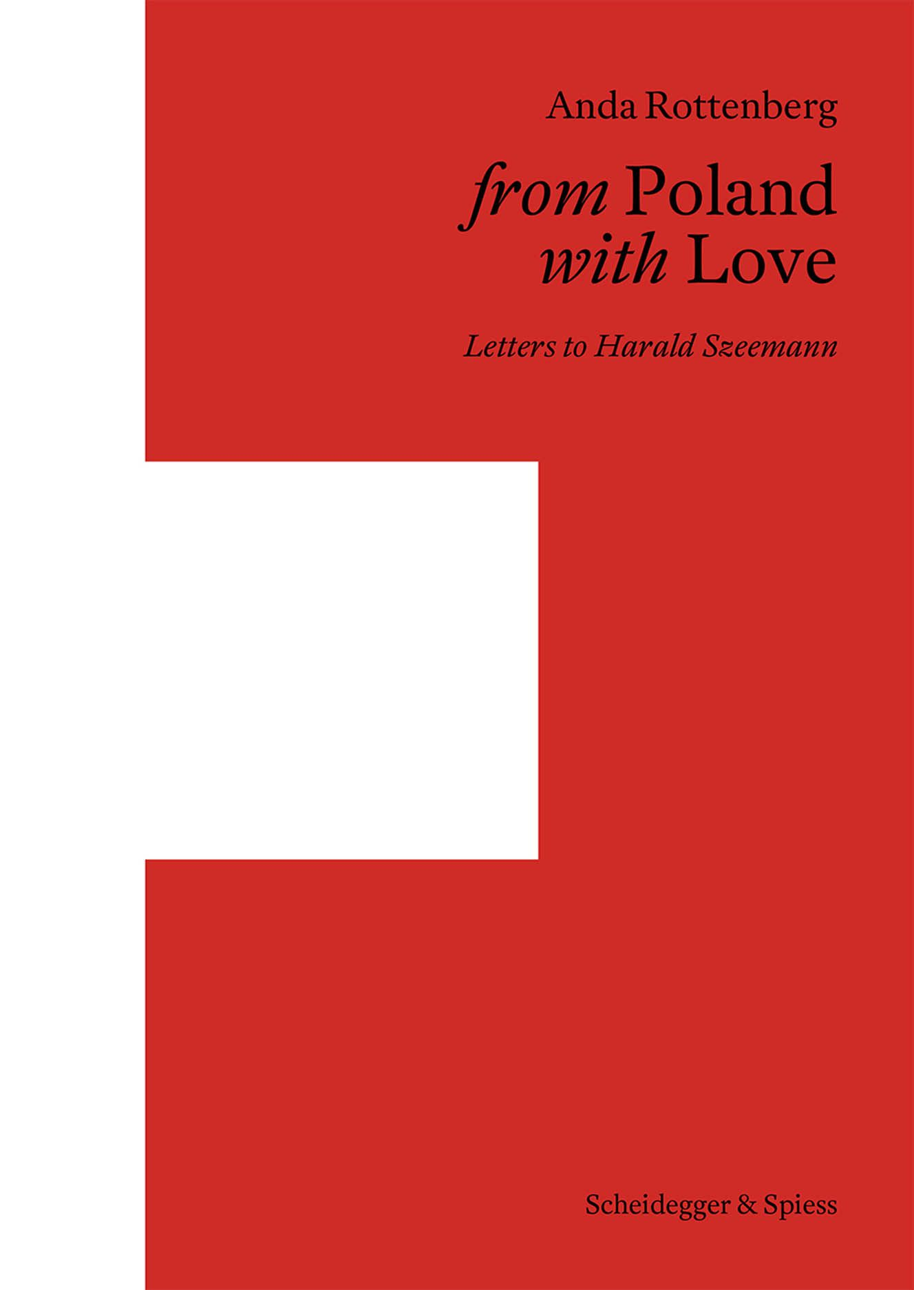 From Poland with Love: Letters to Harald Szeemann