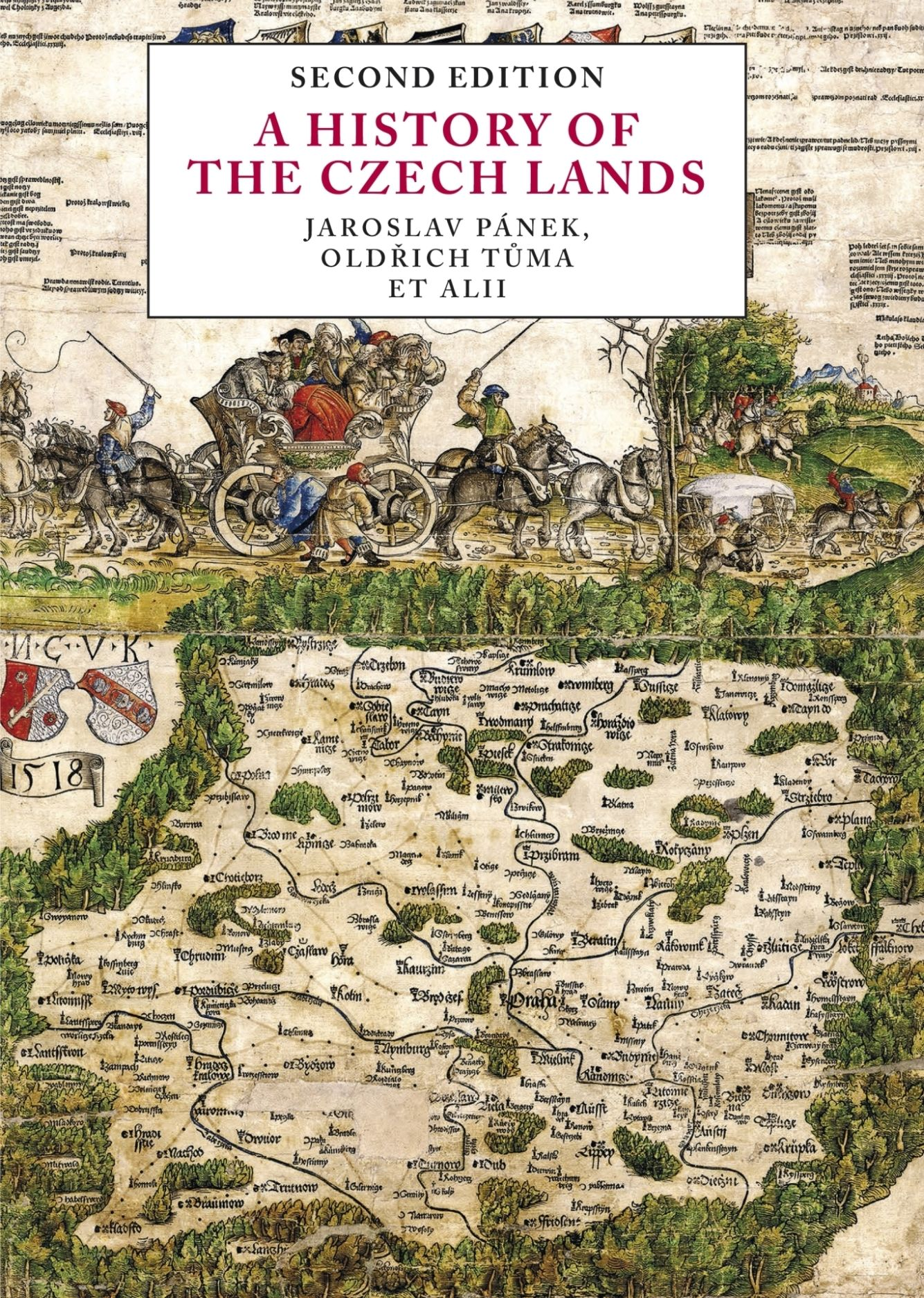 A History of the Czech Lands: Second Edition