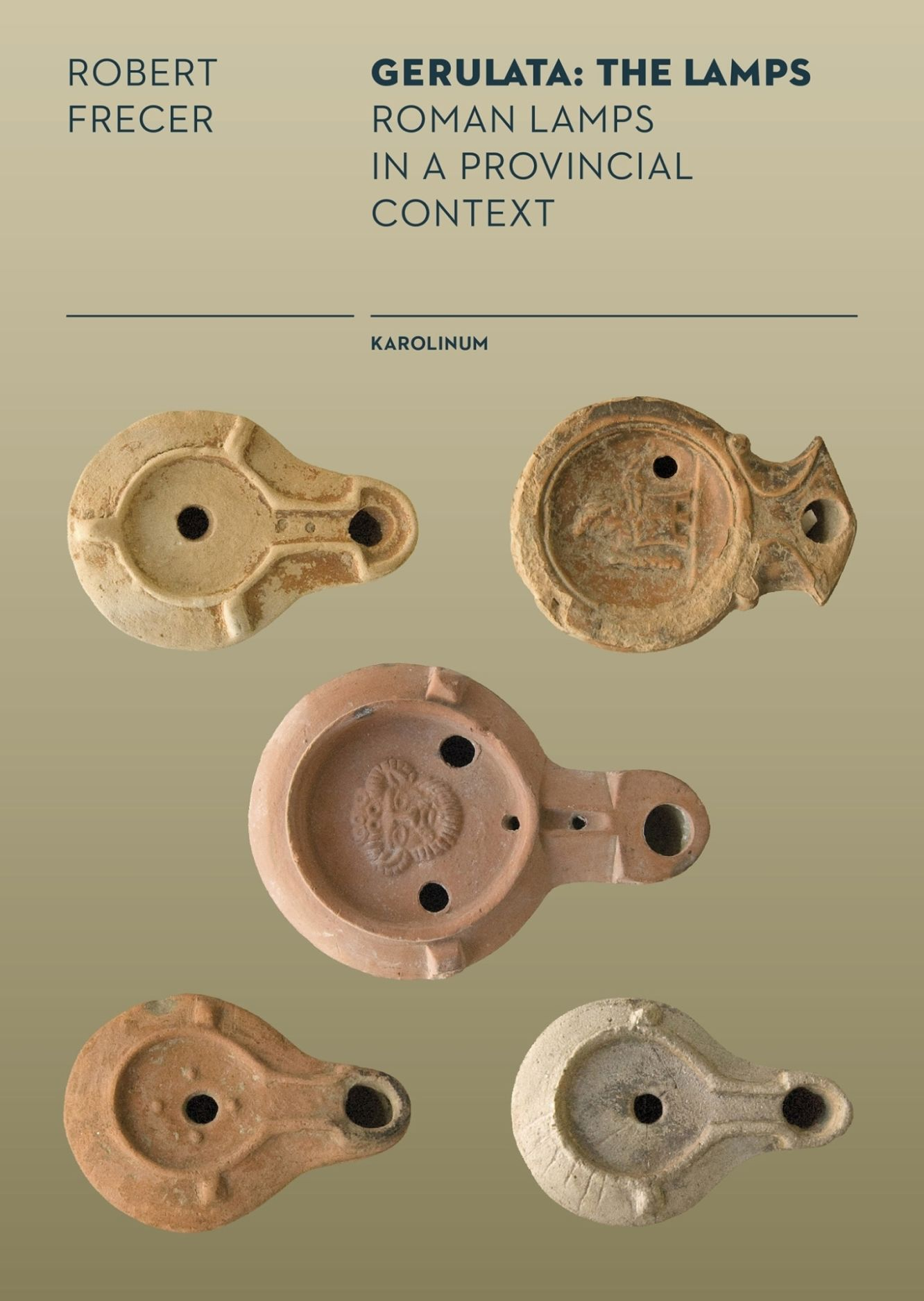 Gerulata: The Lamps: A Survey of Roman Lamps in Pannonia