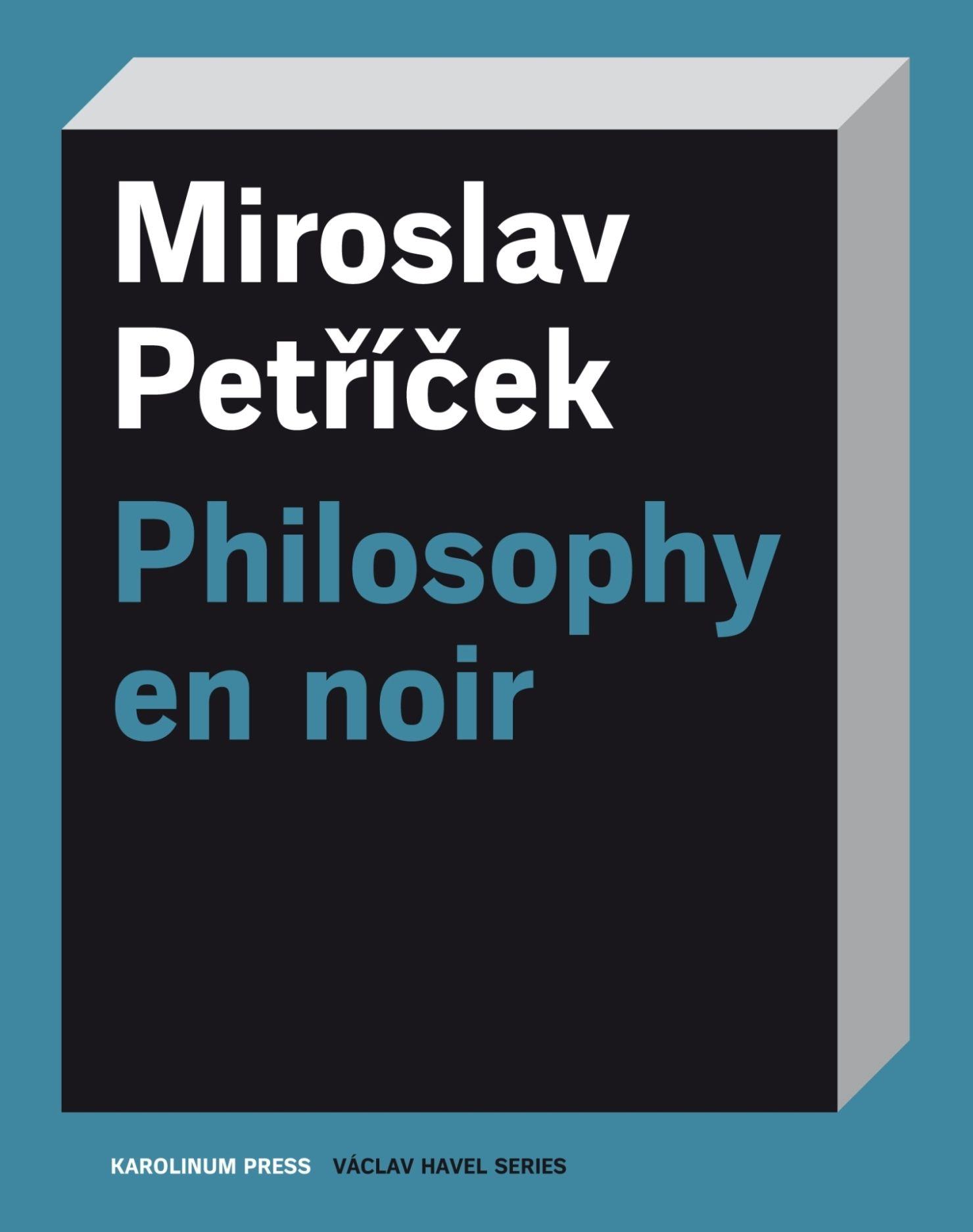 Philosophy en noir Couverture du livre