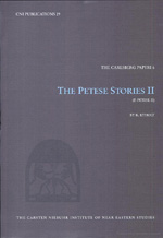 The Petese Stories II