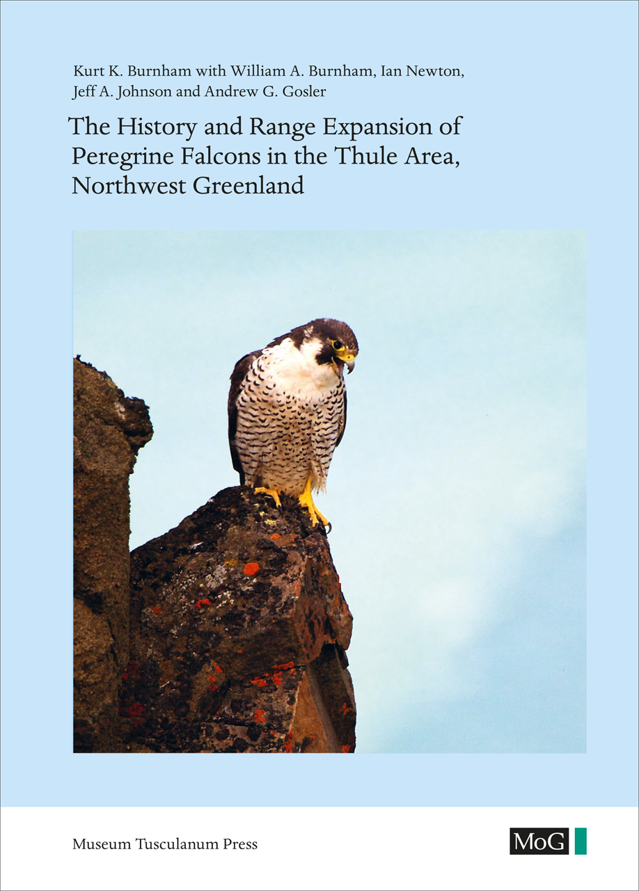 The History and Range Expansion of Peregrine Falcons in the Thule Area, Northwest Greenland