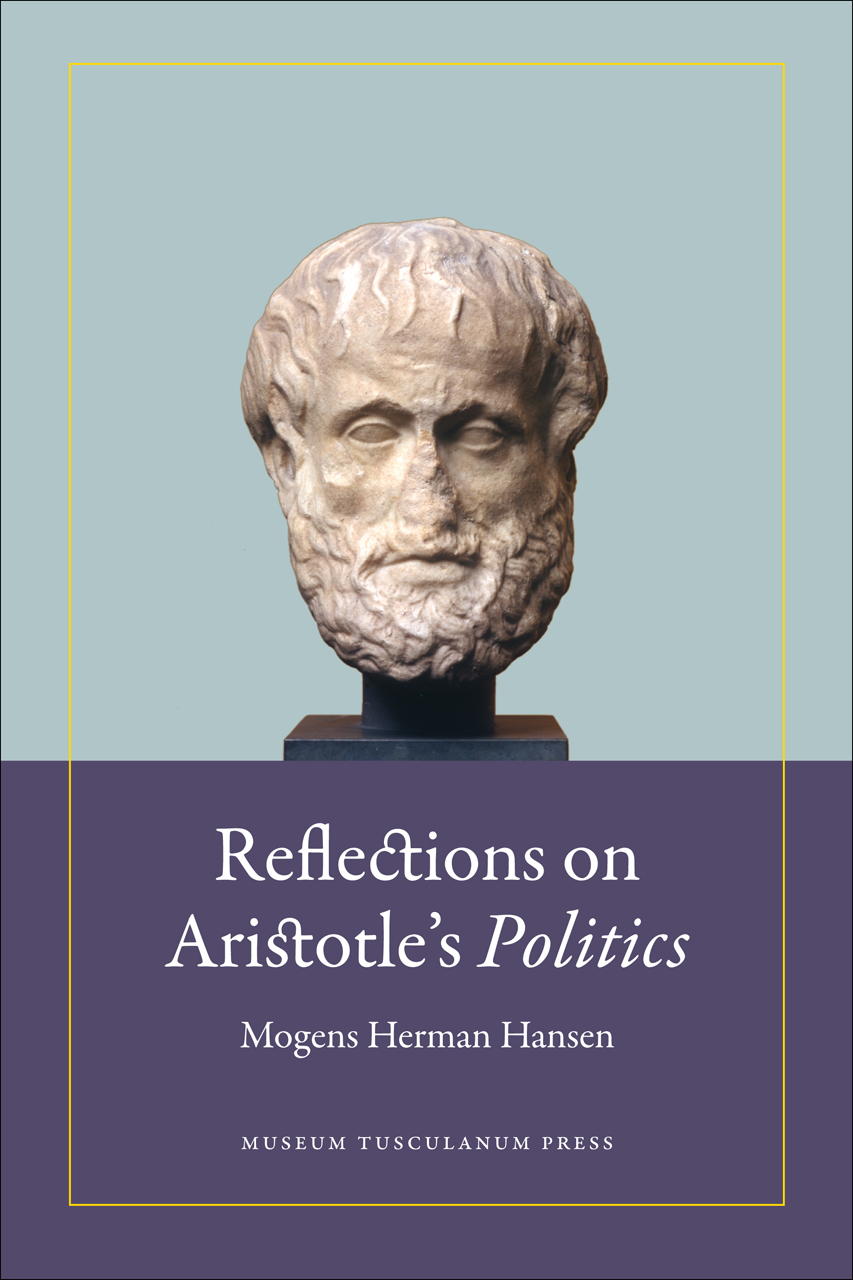 Reflections on Aristotle's Politics