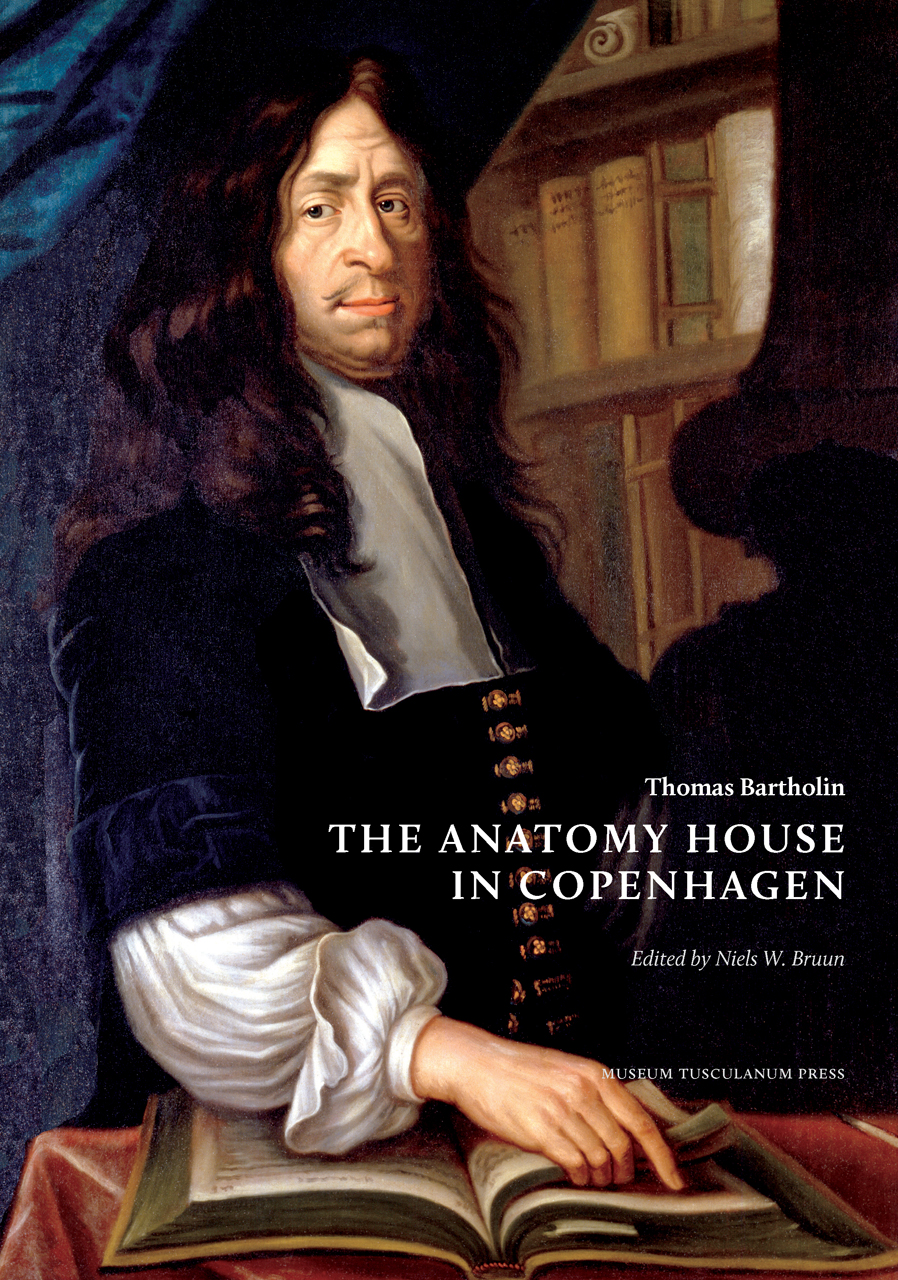 Thomas Bartholin. The Anatomy House in Copenhagen