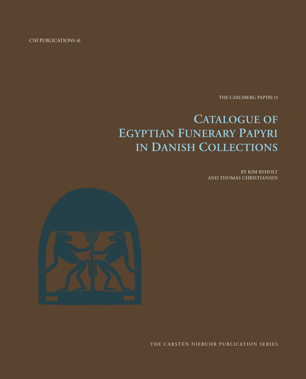 Catalogue of Egyptian Funerary Papyri in Danish Collections