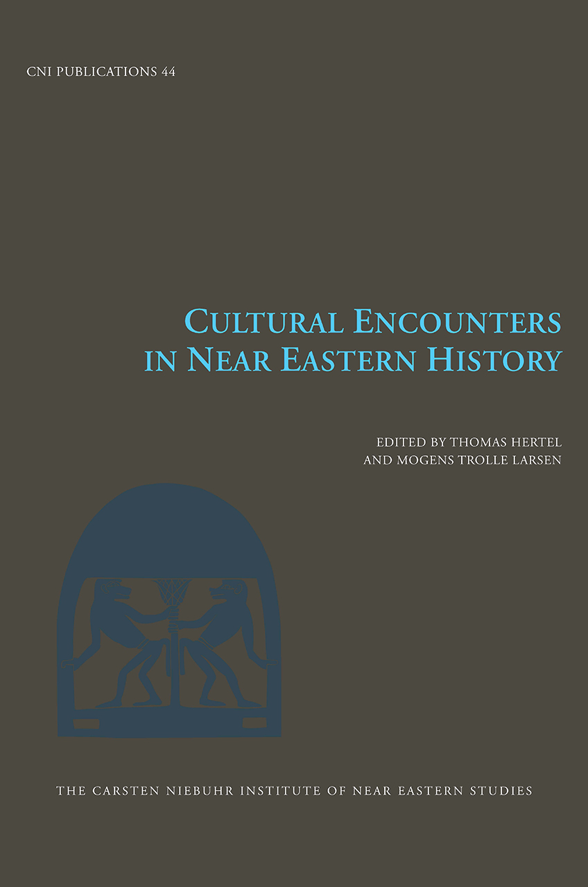 Cultural Encounters in Near Eastern History