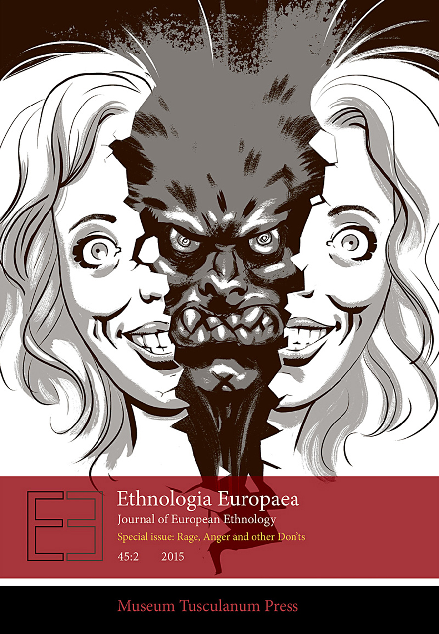 Ethnologia Europaea 45:2: Journal of European Ethnology
