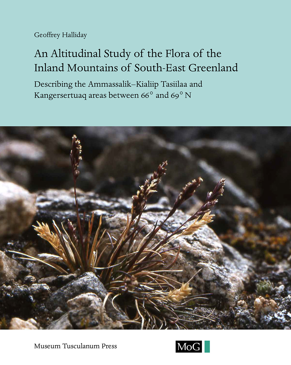 An Altitudinal Study of the Flora of the Inland Mountains of South-East Greenland: Describing the Ammassalik–Kialiip Tasiilaa and Kangersertuaq Areas between 66° and 69°N