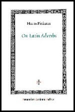 On Latin Adverbs