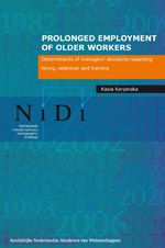 Prolonged Employment of Older Workers: Determinants of Managers' Decisions Regarding Hiring, Retention and Training