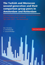 The Turkish and Moroccan Second Generation and Their Comparison Group Peers in Amsterdam and Rotterdam: Technical Report and Codebook TIES 2006-2007 - The Netherlands