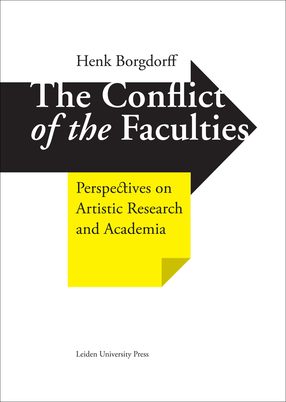 The Conflict of the Faculties