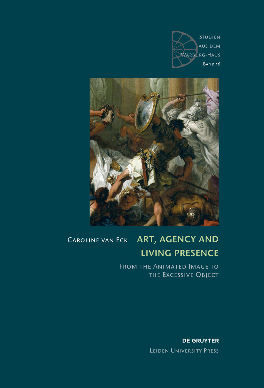Art, Agency and Living Presence