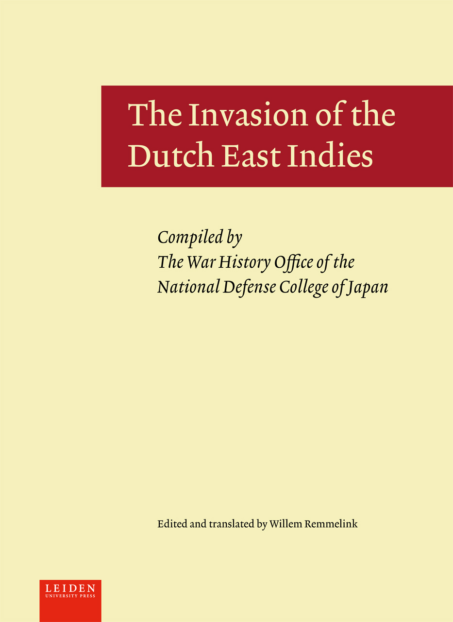 The Invasion of the Dutch East Indies