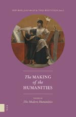 The Making of the Humanities: Volume III: The Modern Humanities
