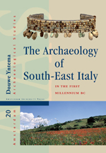 The Archaeology of South-East Italy in the 1st Millennium BC