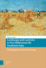 Landscape and Land Use in First Millennium BC Southeast Italy: Planting the Seeds of Change