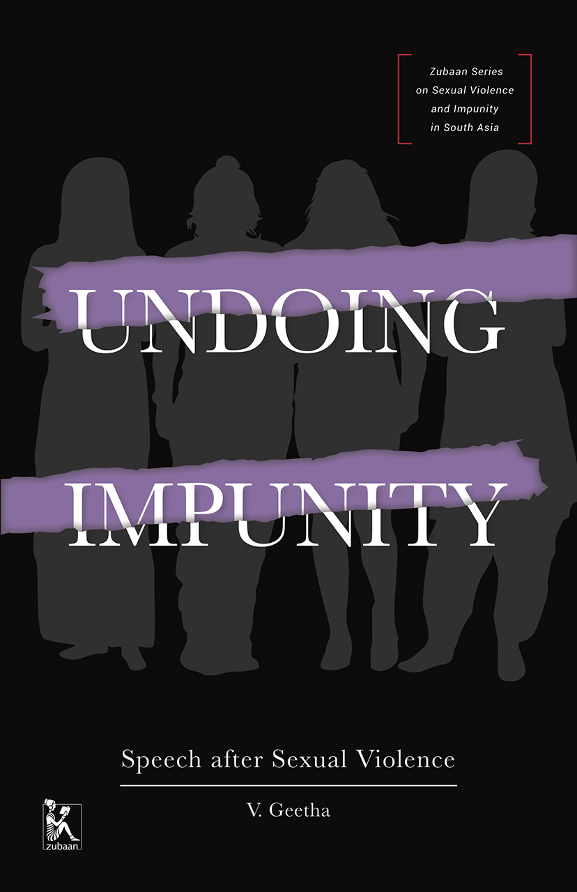 Undoing Impunity: Speech After Sexual Violence