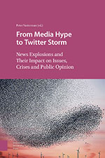 From Media Hype to Twitter Storm: News Explosions and Their Impact on Issues, Crises and Public Opinion