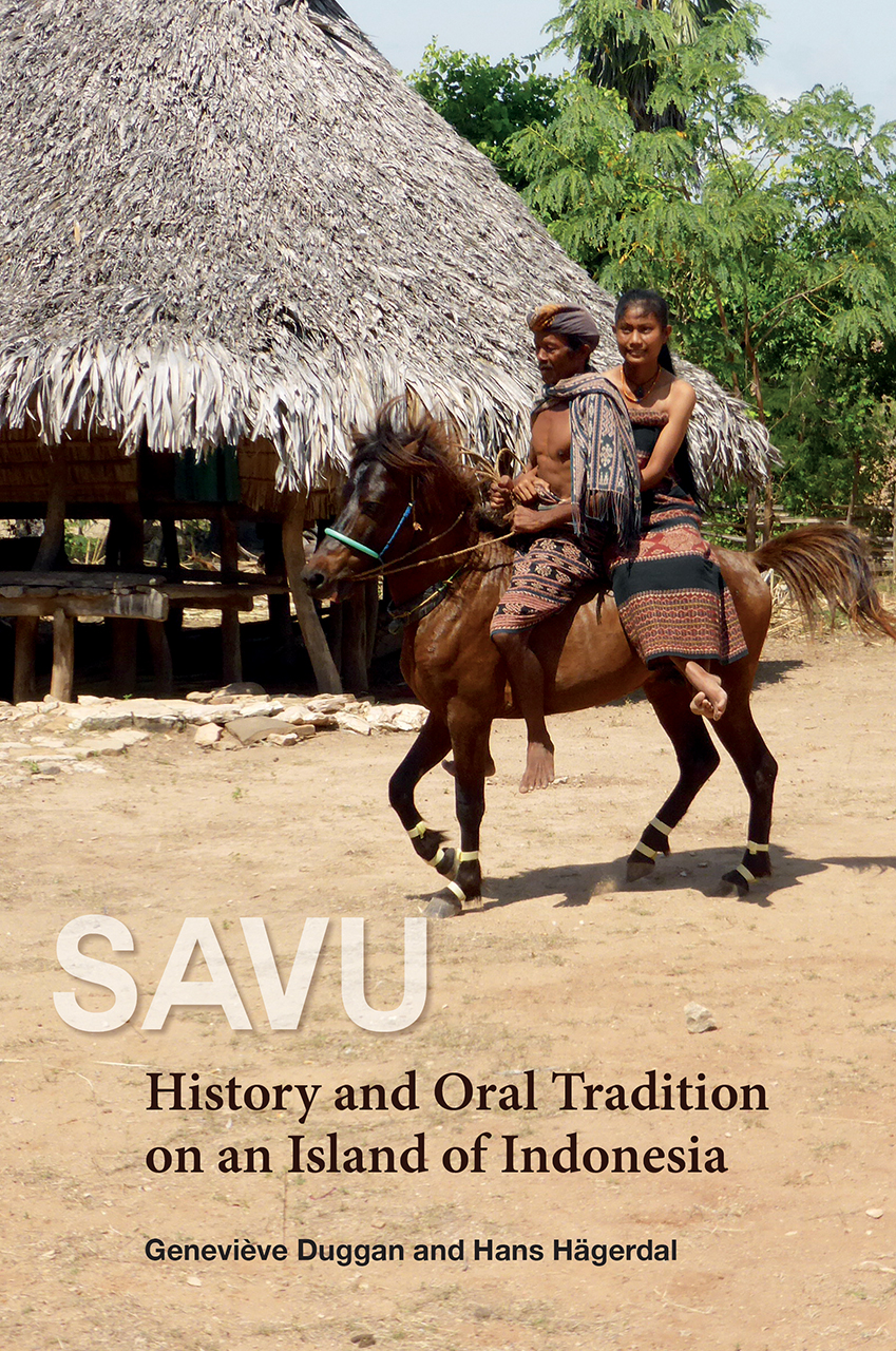 Savu: History and Oral Tradition on an Island of Indonesia