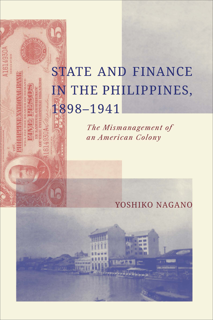 State and Finance in the Philippines, 1898-1941